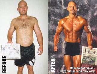 HyperGH 14x Bodybuilding Result