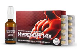 HyperGH 14x Spray And Pills